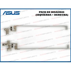 BISAGRAS ASUS A53 / K53 / X53 (Modelo 2)