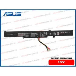 BATERIA ASUS 15V N552 /...