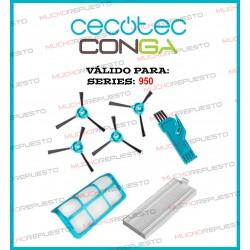 PACK DE CONSUMIBLES CECOTEC...