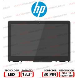 PANTALLA COMPLETA HP X360 13-U / 13-Uxxx Series (RESOLUCION FULLHD 1920x1080)