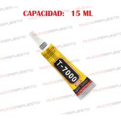 PEGAMENTO UNIVERSAL RAPIDO T7000 15ml (Instalación teclados remachados portátiles)