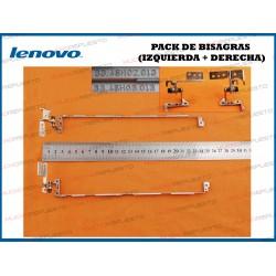 BISAGRAS LENOVO G580 / G580A / G585 / G585A (Modelo 2)