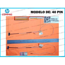 CABLE LCD HP 15-AU / 15-AUxxx Series (Modelo 40PIN)