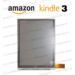 PANTALLA LCD EBOOK / LIBRO ELECTRONICO AMAZON KINDLE 3 (VERSION 1)