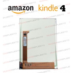 PANTALLA LCD EBOOK / LIBRO ELECTRONICO AMAZON KINDLE 4