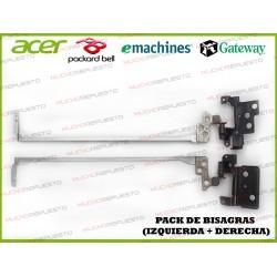 BISAGRAS PACKARD BELL ENTE70BH / ENTETG71BM / ENTG81BA