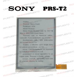 PANTALLA LCD EBOOK / LIBRO ELECTRICO SONY PRS-T2