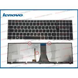 TECLADO LENOVO G50-30/G50-45/G50-70/G500S/G505S ILUMINADO