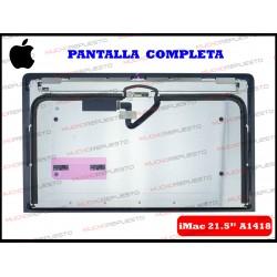 """PANTALLA COMPLETA LCD + CRISTAL iMAC 21.5"""" A1418 (1980x1080)"""