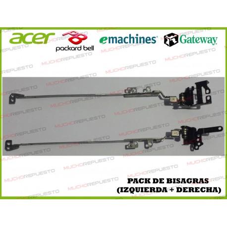 BISAGRAS ACER Aspire One D250 / KAV60