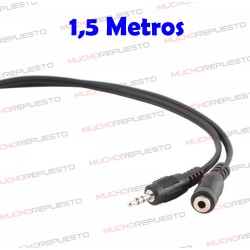 CABLE AUDIO JACK 3.5...