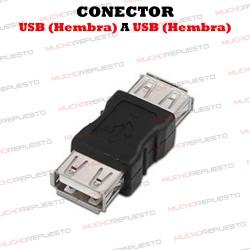 ADAPTADOR CONECTOR USB...