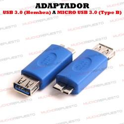 CONECTOR ADAPTADOR USB 3.0...