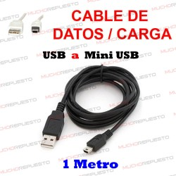 CABLE USB A A MINI-USB 1...