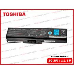 BATERIA ORIGINAL TOSHIBA 10.8V-11.1V L600/L630/L635/L640/L645/L650/L655/L670/L675