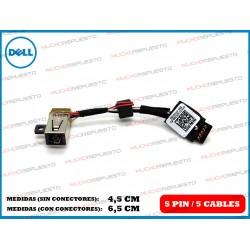 CONECTOR ALIMENTACION DELL...