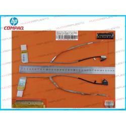 CABLE LCD HP COMPAQ CQ58 / CQ58-100 / CQ58-200 / CQ58-300 / 650