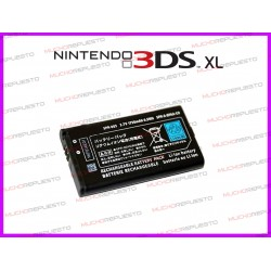 BATERIA NINTENDO 3DS XL 3.7V 1750mAh SPR-003