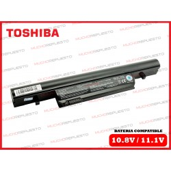 BATERIA TOSHIBA 10.8V-11.1V Tecra R850 / R950 / Satellite PRO R850 / R950