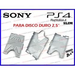 """ADAPTADOR / CADDY / BANDEJA PARA DISCO DURO DE 2.5"""" PARA PS4 SLIM"""