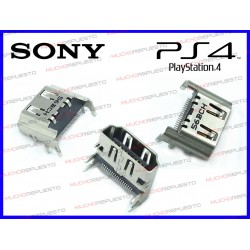 CONECTOR HDMI PS4 (Version 2 Mejorada) (MODELO 3 - 6 enganches)