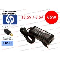 CARGADOR ESPECIFICO HP...