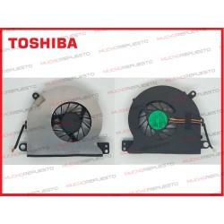 VENTILADOR TOSHIBA Quosmio F50 / F55