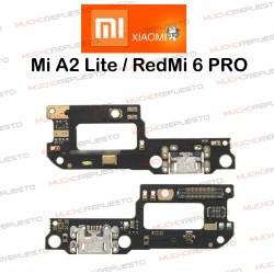 PLACA CONECTOR MICRO USB +...