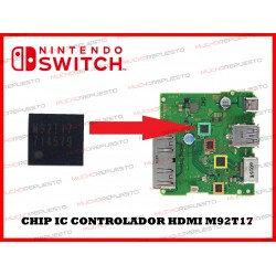 CHIP IC M92T17 CONTROLADOR...