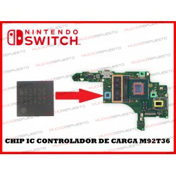 CHIP IC M92T36 CONTROLADOR...