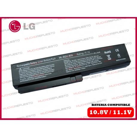 BATERIA LG 10.8V-11.1V R405/R410/R480/R490/R500/R510/R560/R580/R590