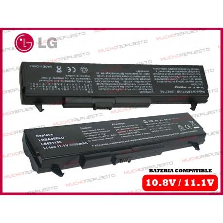 BATERIA LG 10.8V-11.1V E200/E300/LE50/LM60/LW70/M1/P1/R1/R400/R405/S1/T1/W1