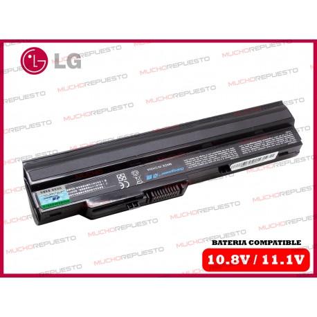 BATERIA LG 10.8V-11.1V X110 NEGRA