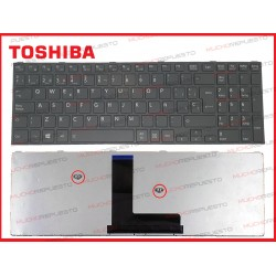 TECLADO TOSHIBA C50-B /...