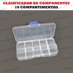 CLASIFICADOR DE COMPONENTES 10 COMPARTIMENTOS