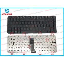 TECLADO HP Compaq C700 /C701 /C710 /C720 /C735 /C740 /C762 /C792EM