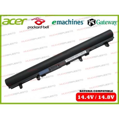BATERIA ACER 14.4V-14.8V Aspire E1-410/E1-422/E1-430/E1-432/E1-470/E1-472