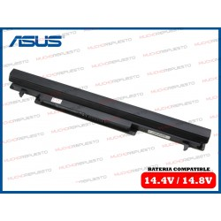 BATERIA ASUS 14.4V-14.8V A46/A56/E46/K46/K56/R405/R505/R550/S40/S46