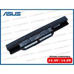 BATERIA ASUS 14.4V-14.8V A43 /A53 /K43 /K53 /X43 /X44 /X53 /X54 /X84