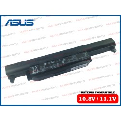 BATERIA ASUS 10.8V-11.1V K45/K55/K75/K95/P45/Pro45/P55/Q500/Q56