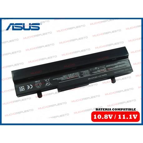 BATERIA ASUS 10.8V-11.1V EEEPC 1001HA/1001P/1005/1005HA/1005P/1101HA NEGRA