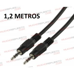 CABLES AUDIO JACK 3.5 -...