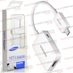CABLE ADAPTADOR MHL HDMI...
