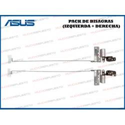 BISAGRAS ASUS N56 / N56D / N56JR / N56SL / N56V / N56VM / N56VZ