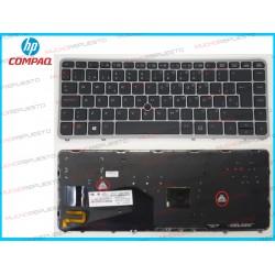 TECLADO HP EliteBook 750 G2...