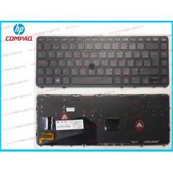 TECLADO HP EliteBook 750 G1...