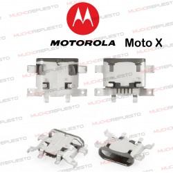 CONECTOR MICRO USB MOTOROLA Moto X XT1053/XT1055/XT1056/XT1058/XT1060