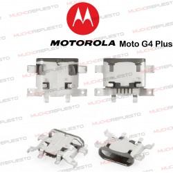 CONECTOR MICRO USB MOTOROLA Moto G4 Plus XT1641 / XT1642