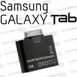 LECTOR TARJETAS + USB OTG SAMSUNG GALAXY TAB