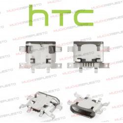 CONECTOR MICRO USB HTC Desire 310